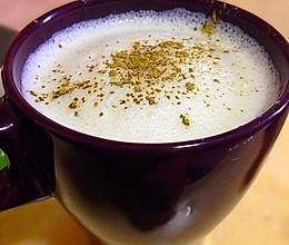打奶茶 抹茶米提 宇治抹茶 日式奶茶 抹茶拿铁的做法