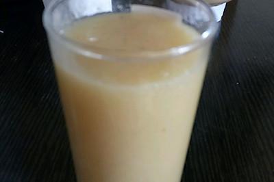芒果香蕉汁