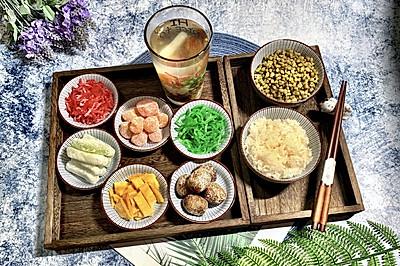 苏式绿豆汤,夏日解暑佳品