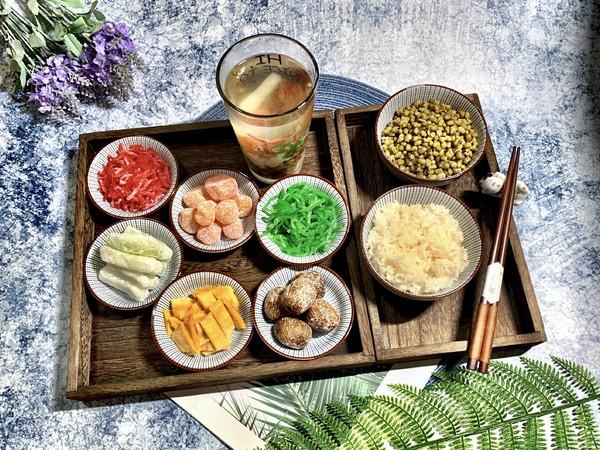 苏式绿豆汤,夏日解暑佳品的做法