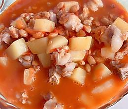 好吃易做的除了炒鸡蛋,还有番茄牛腩汤的做法