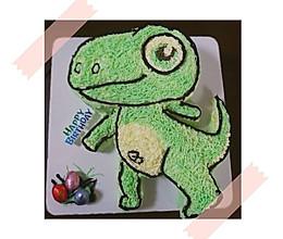 恐龙蛋糕的做法