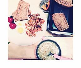 减肥增肌营养早餐的做法