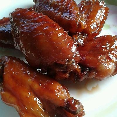 电饭煲焖鸡翅甜咸口味更合你心