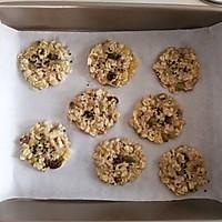 #硬核菜谱制作人#无糖无油香蕉燕麦软饼的做法图解7