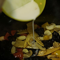 新厨娘的创新年夜菜—炒南北的做法图解8