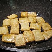 #下饭红烧菜#大马站虾酱红烧豆腐的做法图解2