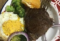黑胡椒汁牛排的做法