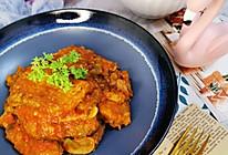 茄汁带鱼——不需油炸,最适合孩子哦的做法