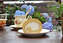 咖啡蛋糕卷#爱乐甜夏日轻质甜蜜#的做法
