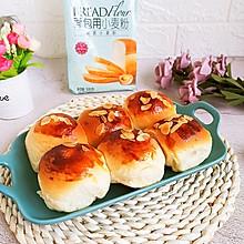 #餐桌上的春日限定#松软可口酸奶小餐包