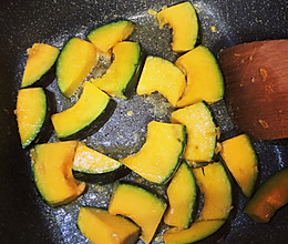 咸蛋黄南瓜的做法