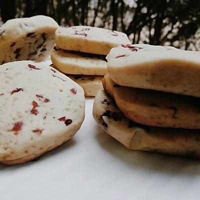 木糖醇蔓越莓饼干