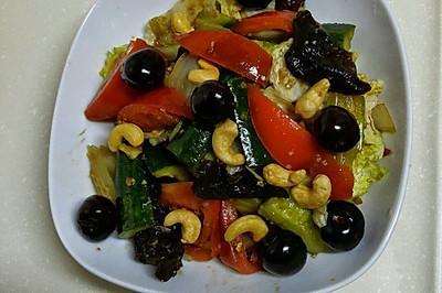 健康涼拌雜菜
