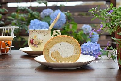 咖啡蛋糕卷