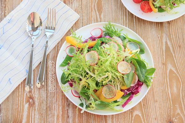 减肥大菜【大拌菜】的做法