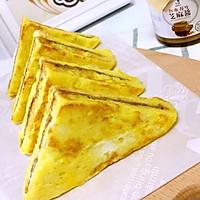 快手早餐   花生酱西多士的做法图解8