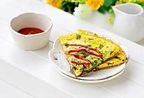#人人能开小吃店#学做台湾经典小吃:美味蚵仔煎的做法