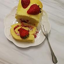 草莓瑞士卷