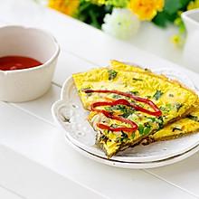 #人人能开小吃店#学做台湾经典小吃:美味蚵仔煎
