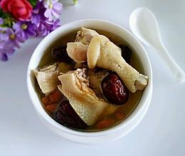 土茯苓炖鸡汤的做法