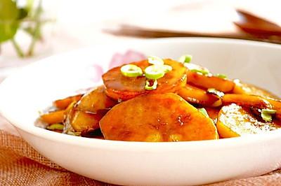 65期 红烧土豆