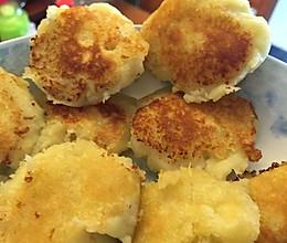 红薯饼,幼儿版的做法