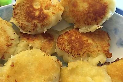 红薯饼,幼儿版