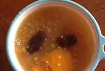 银耳红薯小米粥的做法