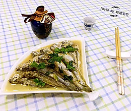 家焖小黄花鱼的做法