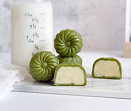 榴莲冰皮月饼的做法