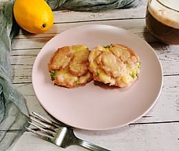 【生酮饮食·真酮】烤虾饼的做法