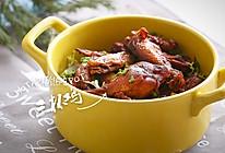 三杯鸡#宴客拿手菜#的做法