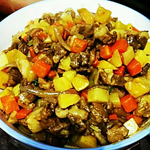 咖喱羊肉♚私家菜