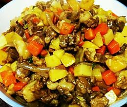 咖喱羊肉♚私家菜的做法
