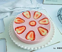 草莓酸奶布丁的做法
