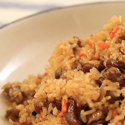 迷迭香—羊肉手抓饭