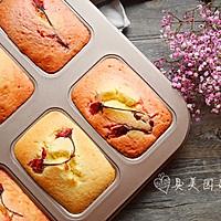 樱花磅蛋糕#浪漫樱花季#的做法图解12