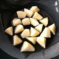 百吃不厌的下饭菜——地三鲜(免油炸健康版)的做法图解3