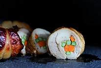 #秋天怎么吃# 鸡肉卷的做法
