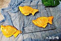 双味鲷鱼烧 #馅儿料美食,哪种最好吃#的做法