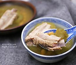 【苦瓜黄豆排骨汤】清热解暑良方的做法