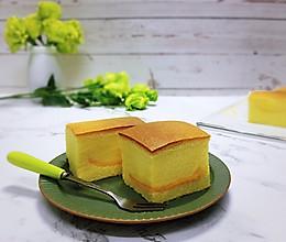古早味蛋糕(烫面芝士版)的做法
