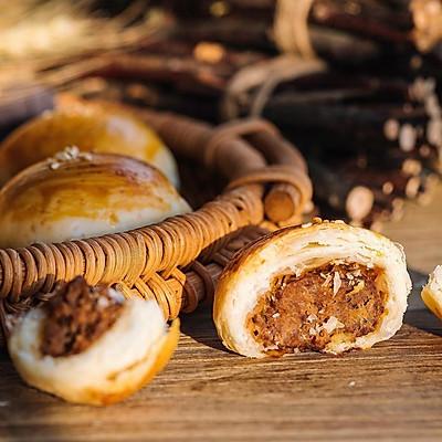 今年中秋不吃甜的就吃咸的!——牛肉月饼