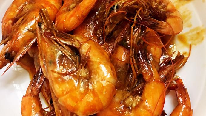 【新品】油焖大虾(非油炸)