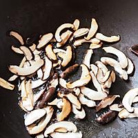 香菇荷兰豆的做法图解4