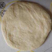 咸蛋黄肉松小面包的做法图解9