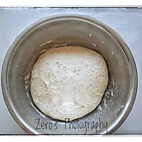 轻法式爆浆红豆乳酪面包(水合法)的做法图解9