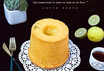 柠檬酱戚风蛋糕的做法