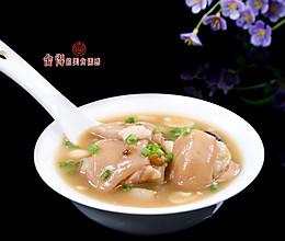 【花生绿豆猪脚汤】夏季的靓汤的做法